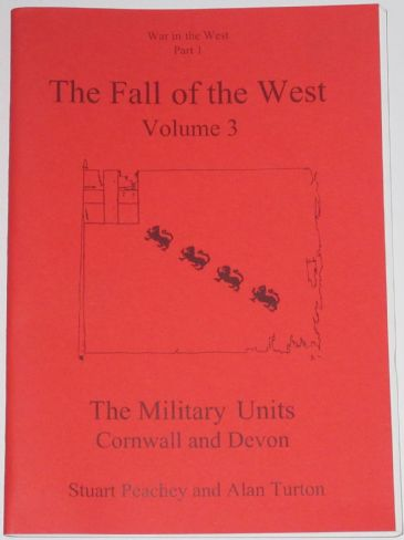 The Fall of the West (Volume 3), by Stuart Peachey and Alan Turton